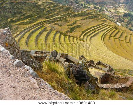 Pisac, Cuzco, Peru