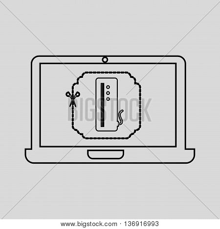 games online entertainment isolated icon design, vector illustration  graphic