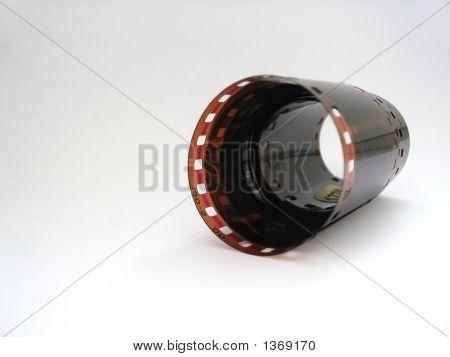 35'Mm Film Roll