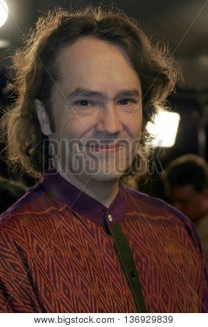 Carter Burwell at the Los Angeles premiere of 'Kinsey' held at the Mann Village Theater in Westwood, USA on November 8, 2004.