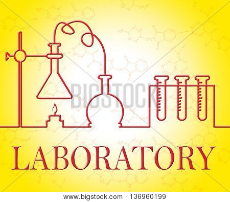 Research Laboratory Represents Assessment Scientific And Examine