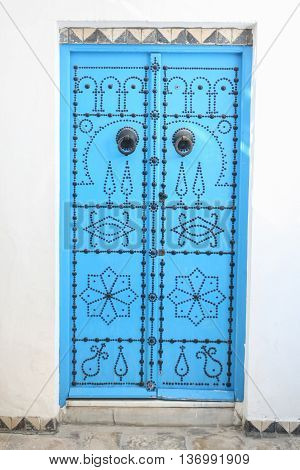 Sidi Bou Said Gates