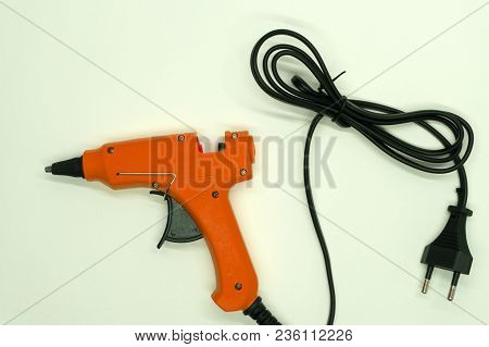 Hot Glue Gun Stick Sticky Tool White