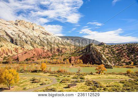Split Mountain, Dinosaur National Monument