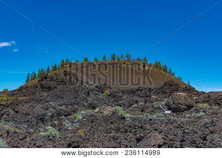 Lava Butte Near Bend, Oregon