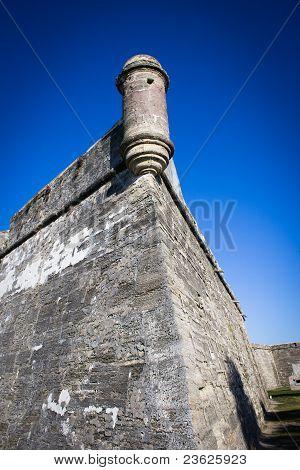 Castillo de San Marcos Lookout