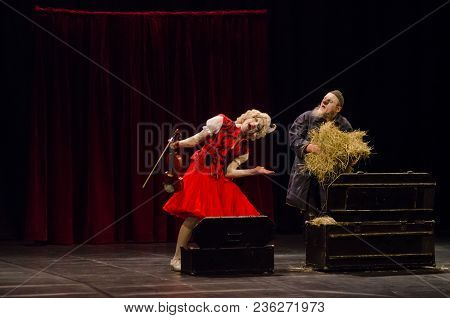 Concert For Two Clowns