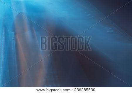Film Background, 16 Mm. Blurred Motion Film Reel