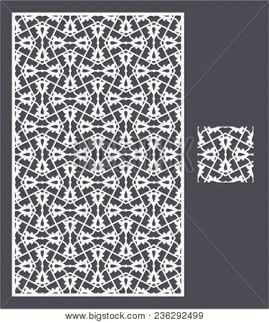 The Template Pattern For Decorative Panel1