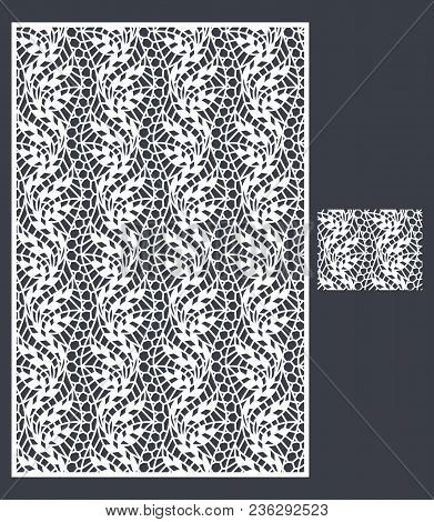The Template Pattern For Decorative Panel2