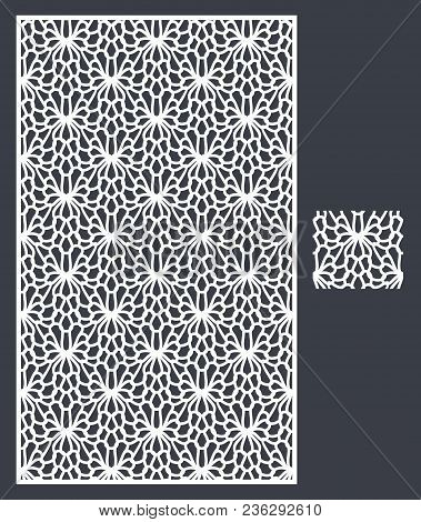 The Template Pattern For Decorative Panel9