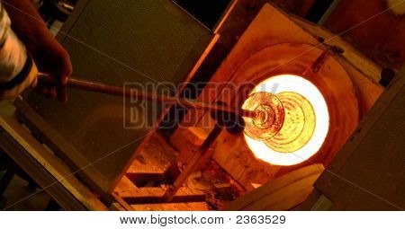 Glass Blowing Furnace