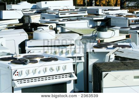 Recycled Household Appliances