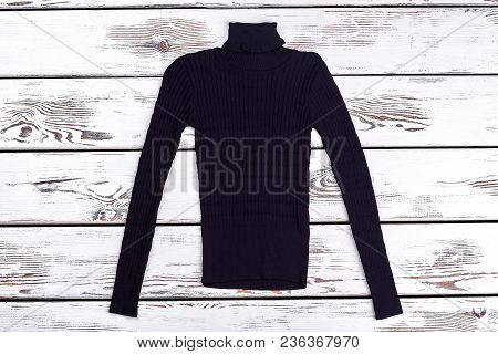 Boys Black Turtleneck Warm Sweater. Men Winter Casual Thick Warm Turtleneck Solid Color Knitted Swea