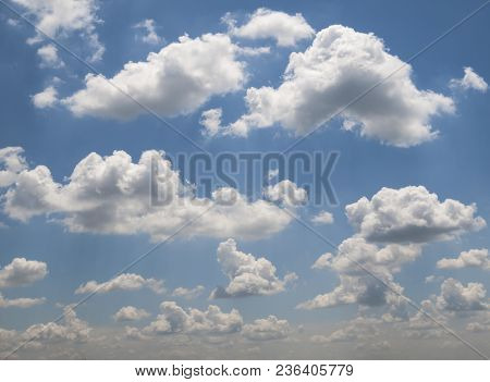 Blue Sky And Clouds Sky, Blue Sky Background, Sky Panorama, Blue Sky And White Cloud