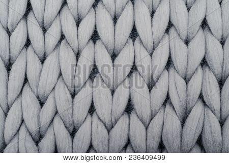 Blanket From Merino Wool