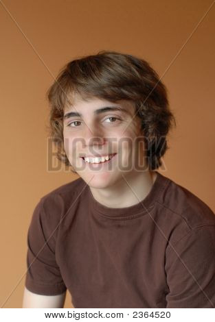 Age 14 Boy