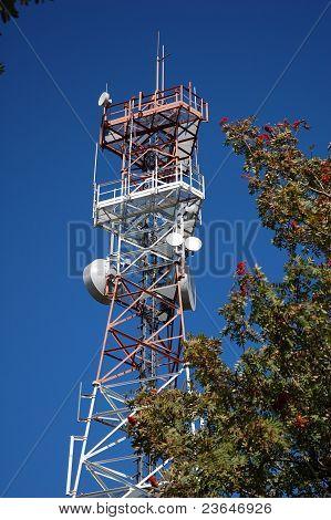 Tower TV Transmitter