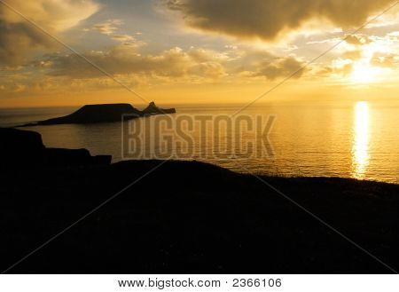 Worms Head The Gower Wales