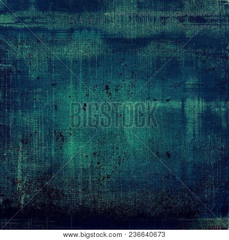 Grunge scratched background, abstract vintage style texture with different color patterns