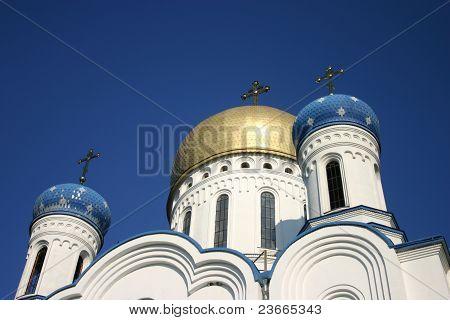 The orthodox chuch