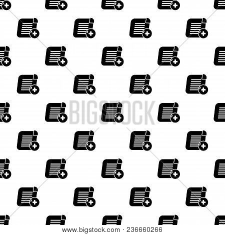 Add New Pattern Vector Seamless Repeating For Any Web Design