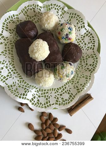 Preparation Of Sweets And Cakes