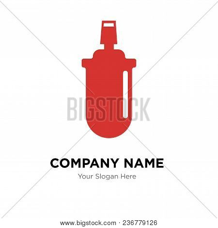 Gas Can Company Logo Design Template, Business Corporate Vector Icon