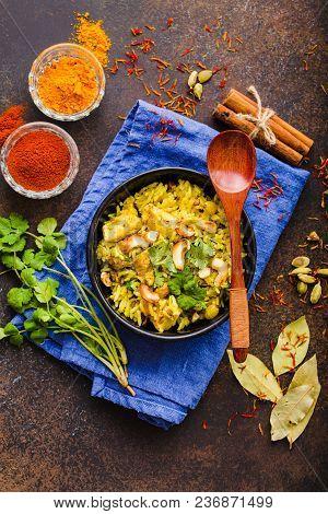 Indian Biryani Rice