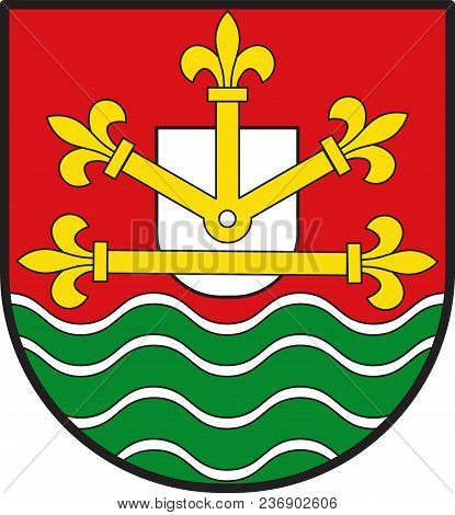 Coat Of Arms Of Schermbeck Is A Municipality In The District Of Wesel, In North Rhine-westphalia, Ge