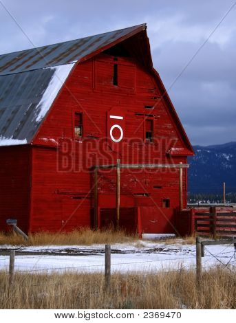 Red Barn 5