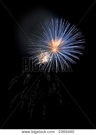 Fireworks In Rio - 3