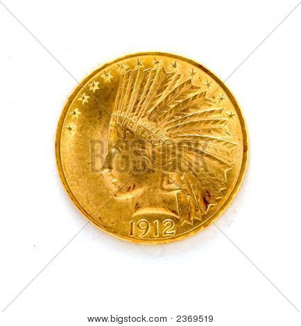 Us Gold Coin