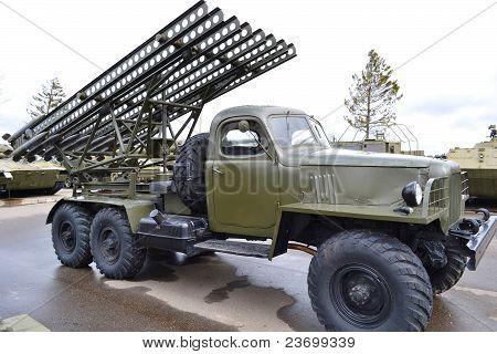 Old BM-13