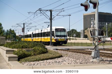 High Speed Light Rail