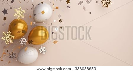 Winter Background, Winter Banner, Winter Abstract, Happy New Year 2020, Winter Snow, New Year Backgr