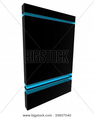 Software Box Black
