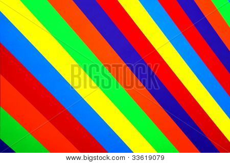 Colorful Strips Background