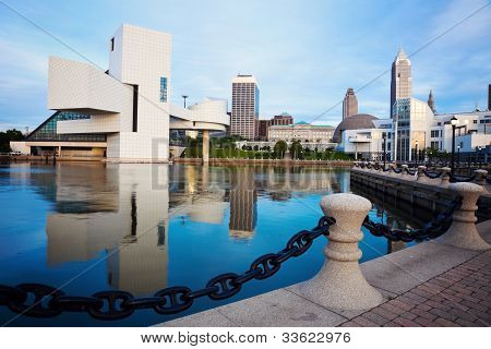 Cleveland Seen Morning Time