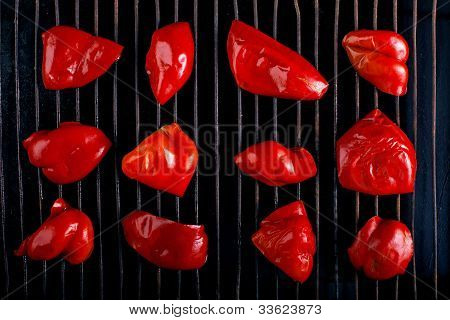 Grilled Peppr