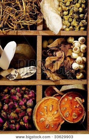 Ingredient For Herbal Medicine
