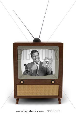 50Er-Jahre-Tv-Spot