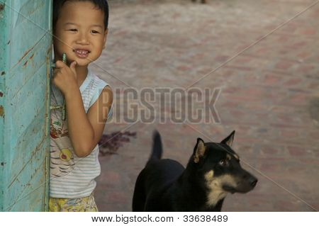 Vietnamese Child