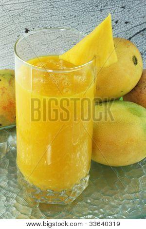 mango juice 100% natural