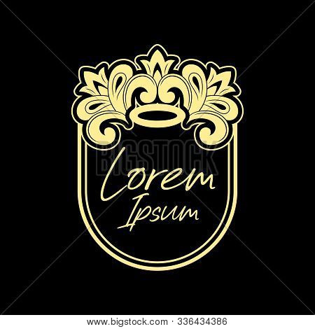 Save Download Preview Luxury Logos, Classic And Elegant Logo Designs For Industry And Business, Inte
