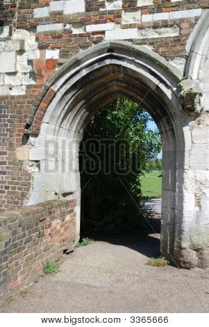 Norman Arched Gateway