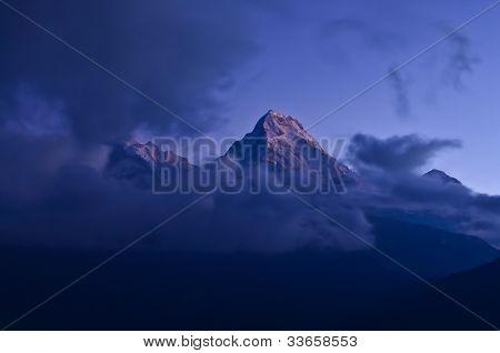 Annapurna South Peak
