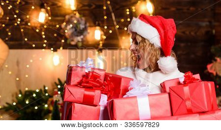 Christmas Shopping Concept. Wishing You Prosperity. Holiday Hustle And Bustle. Peace And Joy Sold He