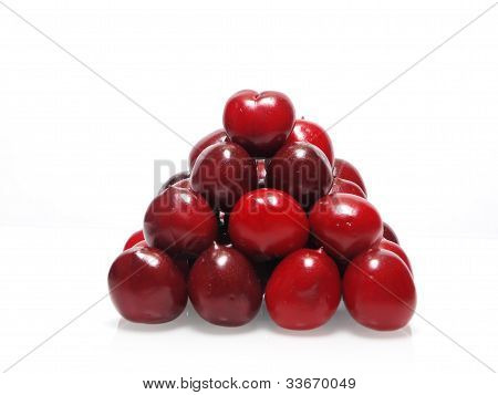 Cherries Pyramid