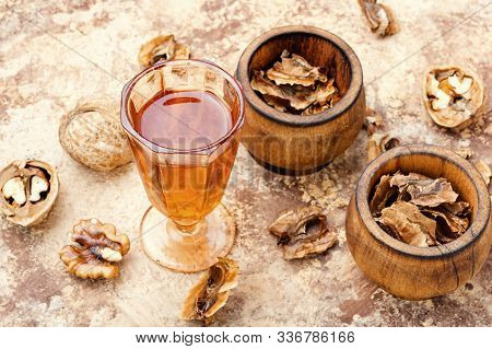 Walnut Medicinal Tincture